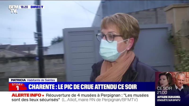 Story 6 : Le pic de crue attendu ce soir en Charente - 08/02