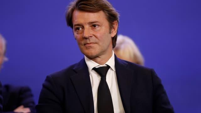 François Baroin prend la défense de Manuel Valls.
