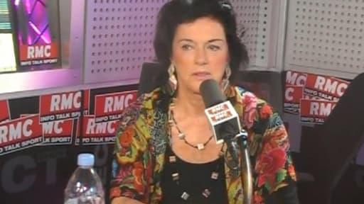 Anny Duperey, invitée des GG ce jeudi