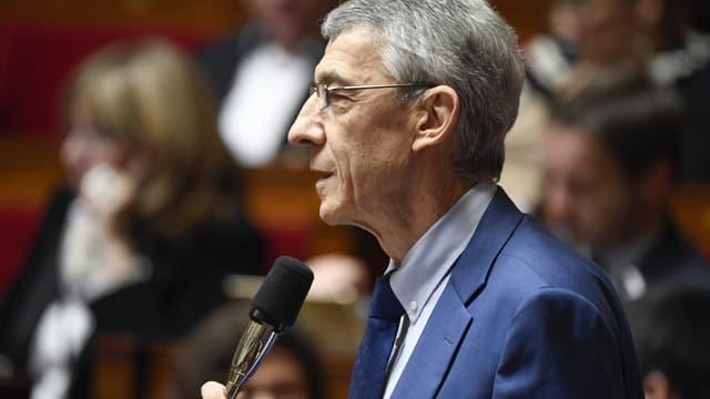 Le député corse Michel Castellani.