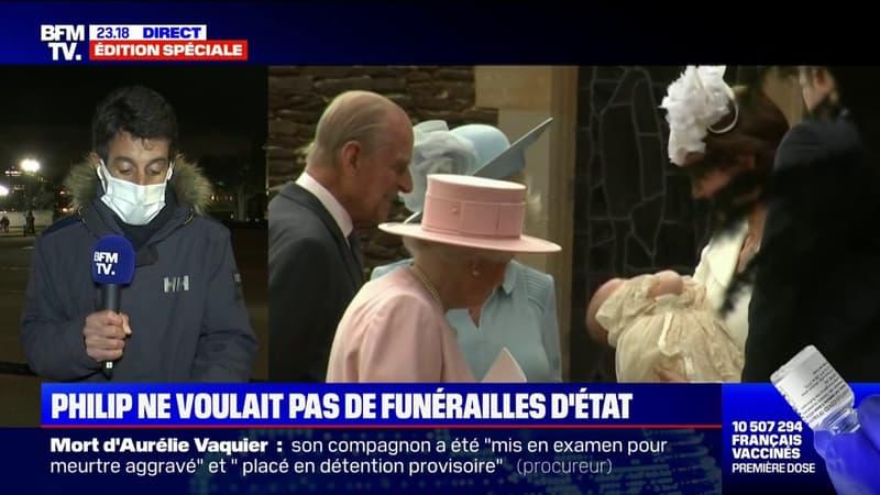 Mort du prince Philip: il n'y aura pas d'obsèques nationales