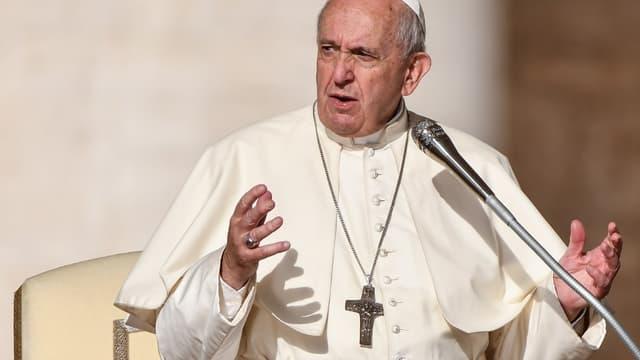 Le pape François a fait de la lutte contre la pédophilie au sein de l'Eglise l'une des grandes causes de son pontificat. (Illustration)