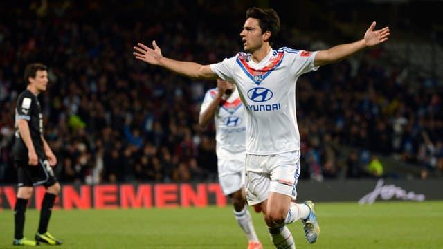 Lyon-Rennes : Clément Grenier