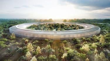 La monumentale ferme solaire d'Apple n'alimentera pas seulement le campus futuriste qu'Apple va inaugurer en 2016.