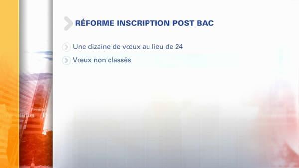 La réforme d'APB