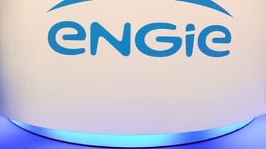 Les salariés d'Engie manifestent ce mardi contre l'externalisation des services clients.