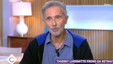 Thierry Lhermitte le 13 novembre sur le plateau de C à vous