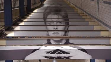 L'expo David Bowie