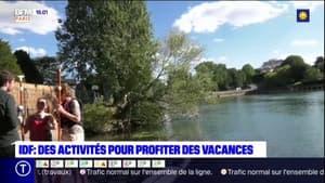 Sur la Marne, des activités nautiques pour profiter de l'été