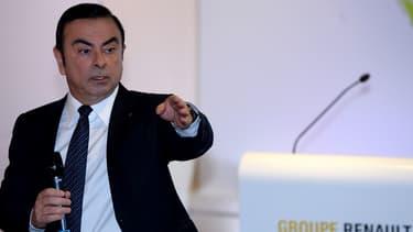 Carlos Ghosn a implicitement fait référence à Donald Trump