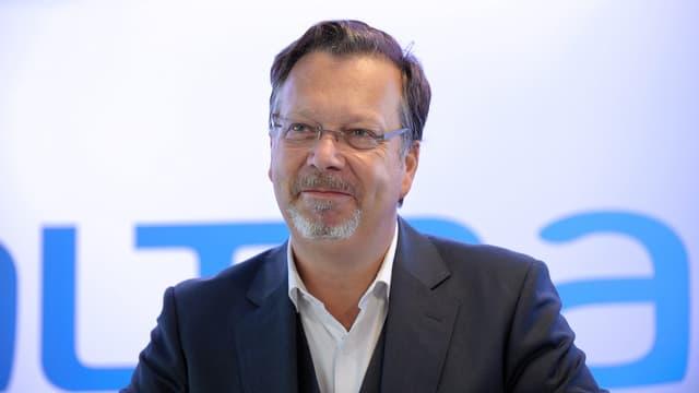 Philippe Salle, PDG d'Elior.