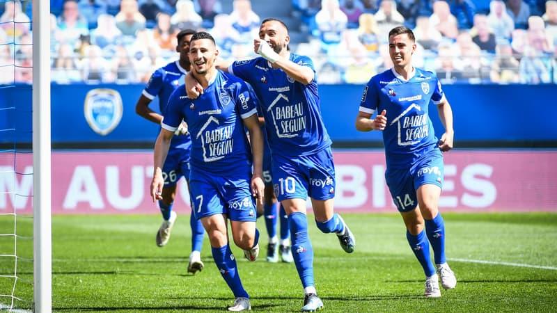 Ligue 2: c'est officiel, Troyes sacré champion et promu en Ligue 1 pour la troisième fois en six ans