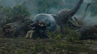 Jurassic World se dévoile dans un nouveau teaser