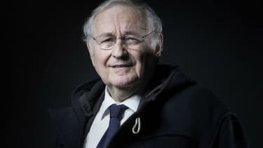 Jacques Cheminade le 15 novembre 2016.