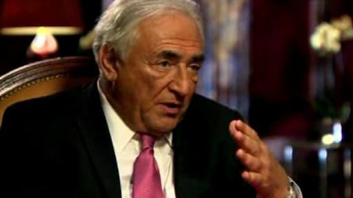 Dominique Strauss Kahn deviendra président du conseil d'administration de la banque le 18 octobre prochain