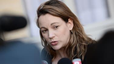 Axelle Lemaire, secrétaire d'Etat chargée du Numérique et de l'Innovation