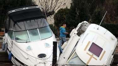 Le Var a subi une tempête dévastratrice les 18 et 19 janvier.