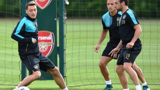 AOC (Alexis, Özil, Cazorla) : l'attaque qui a du goût