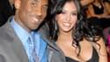 Kobe et Vanessa Bryant en 2006