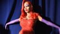 Heidi Klum était méconnaissable sous son costume de Jessica Rabbit.