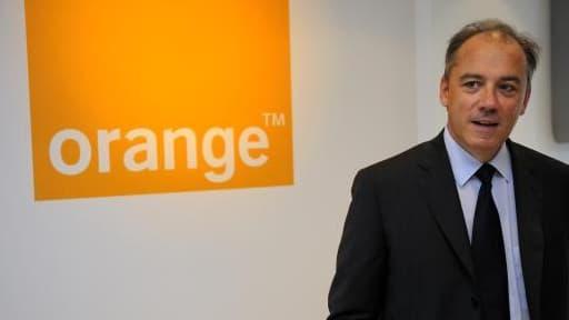 Stéphane Richard vise une croissance de 30% par an pour le chiffre d'affaires de Dailymotion.