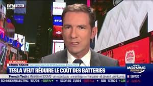 Tesla veut réduire le coût de ses batteries pour lancer une voiture électrique à 25.000 dollars