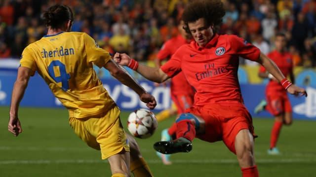 David Luiz préservé face à Lorient