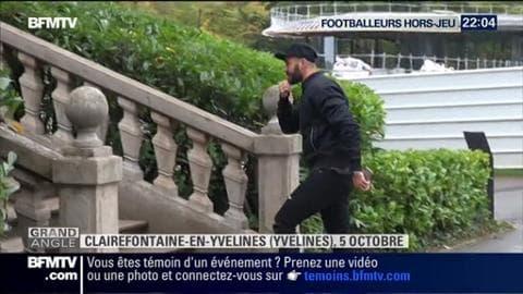"""Sextape"" de Valbuena: Karim Benzema a été placé en garde à vue"