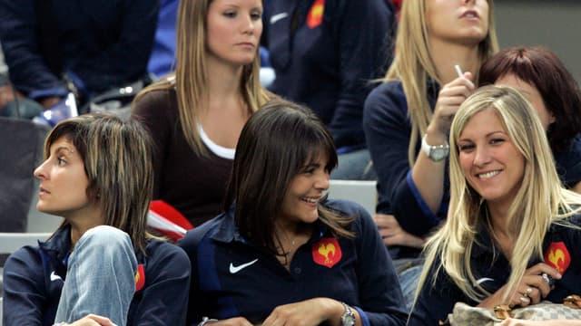 Les compagnes des joueurs du XV de France sont arrivées la semaine dernière en Nouvelle-Zélande
