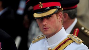 Le Prince Harry en Turquie lors  d'une commémoration.