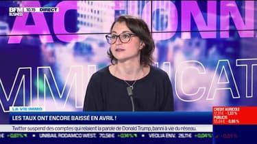 Marie Coeurderoy: Les taux ont encore baissé en avril ? - 07/05