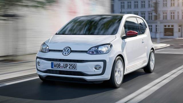 Volkswagen restyle la Up et la dote d'un moteur trois cylindres turbo de 90ch.