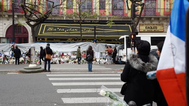 L'attaque du Bataclan a fait 90 victimes le 13 novembre 2015