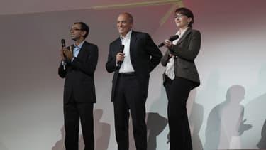 Les ordinateurs de Vivek Badrinath, Stéphane Richard et Delphine Ernotte ont été saisis
