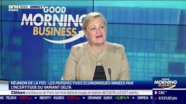 Valérie Plagnol (Cercle des épargnants) : Les perspectives économiques de la Fed minées par l'incertitude du variant Delta - 28/07