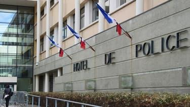 Hôtel de police de Montpellier.