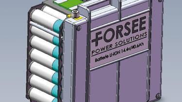 Forsee Power, une société 100 % francaise se développe sur le marché des batteries et vise en particulier les transports publics