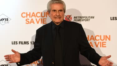 Claude Lelouch en 2017