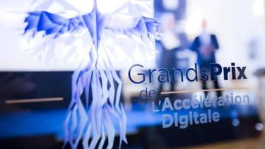 Les  Grands prix de l'Accélération Digitale
