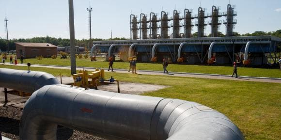 La dette gazière de l'Ukraine atteint 4,5 milliards de dollars.