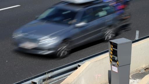 Plus de 4 millions d'infractions relevées par les radars automatiques français concernent des véhicules étrangers.
