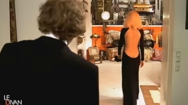 """Pierre Richard et Mireille Darc, dans """"Le Grand Blond avec une chaussure noire"""""""