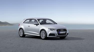 Un restylage concret mais léger pour la gamme A3, qui sera disponible dans sa nouvelle version dès mai 2016 en Allemagne