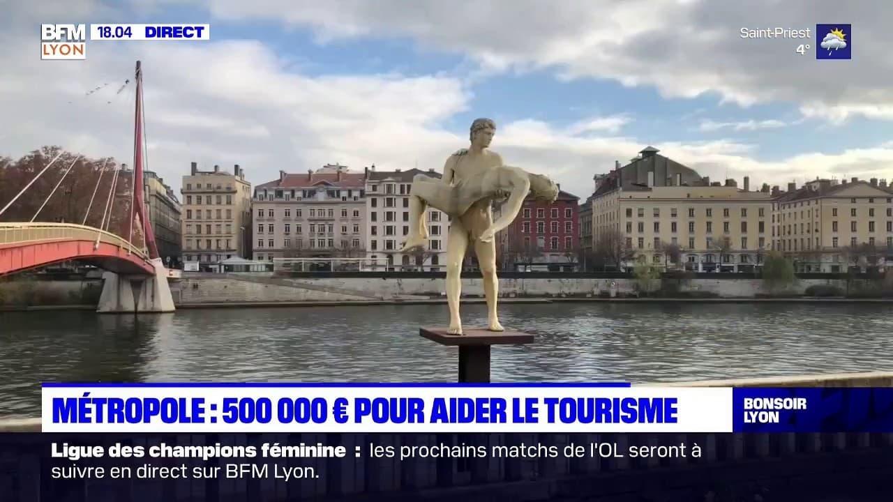 Métropole de Lyon : 500.000€ pour aider le tourisme