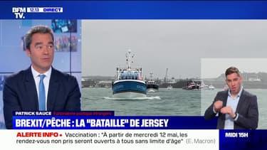 Brexit: les pêcheurs français en guerre contre Jersey