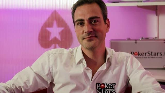 """Alexis Laipsker, directeur de """"La Maison du Bluff""""."""