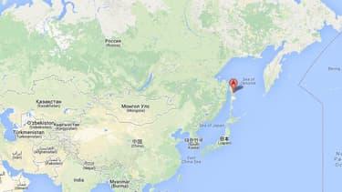Les faits se sont déroulés sur l'île de Sakhaline, en Extrême-Orient russe.