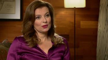 Valérie Trierweiler a accordé une interview à la chaîne britannique BBC 2.