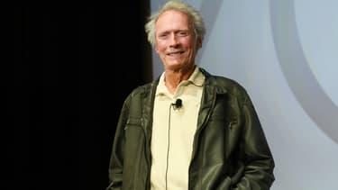 Clint Eastwood au Festival de Cannes en 2017
