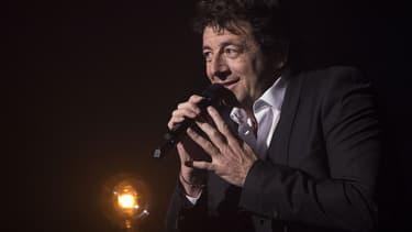 Patrick Bruel chante Barbara, le 28 mars au théâtre Mogador